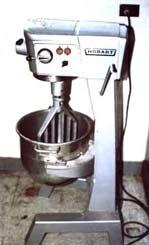 circular mixer