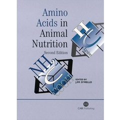 Amino Acids in Animal Nutrition (Hardcover)