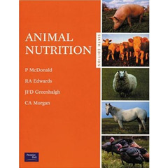 Animal Nutrition (Paperback)