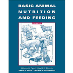 Basic Animal Nutrition and Feeding (Paperback)