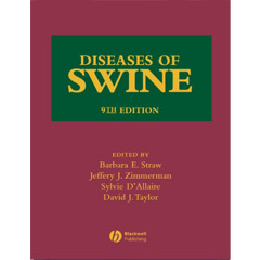 Diseases of Swine, Ninth Edition