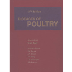 Diseases of Poultry (Hardcover)