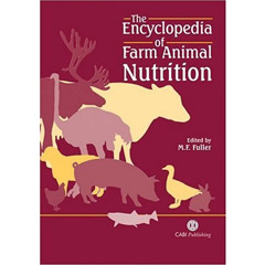 The Encyclopedia of Farm Animal Nutrition (Hardcover)