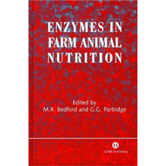 Enzymes in Farm Animal Nutrition (Hardcover)