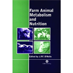 Farm Animal Metabolism and Nutrition (Paperback)