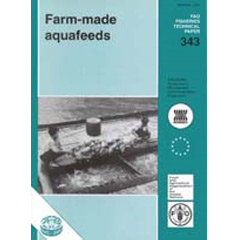 Farm-made Aquafeeds (FAO Food & Nutrition Papers) (Paperback)