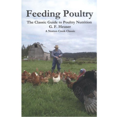 Feeding Poultry