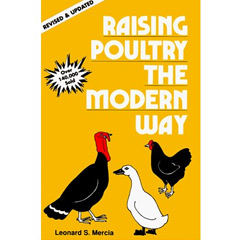 Raising Poultry the Modern Way (Paperback)