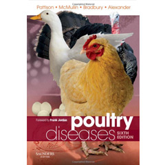 Poultry Diseases (Hardcover)