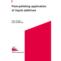 Post-pelleting Application of Liquid Additives