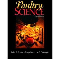 Poultry Science (4th Edition) (Paperback)