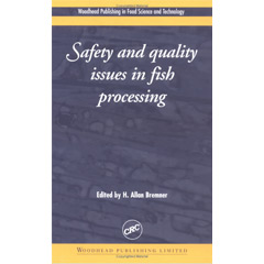 Safety and Quality Issues in Fish Processing (Hardcover)