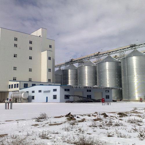 Bulk feed ingredients storage - Feed Mill Machinery Glossary