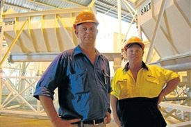 ISF opens new Moree feed mill
