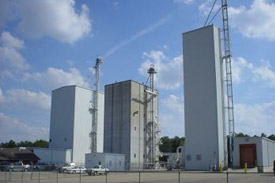 Aviagen implement energy smart upgrades to it's Athens feed mill