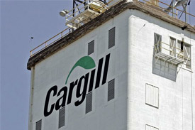 Ground broken on Cargill's largest feed mill