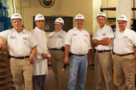 Feed mill amongst poultry firms recognized for outstanding safety