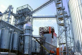 Russia's fifth largest feed mill gets ready
