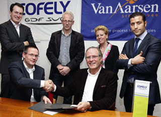Cofely Industrial Automation and Van Aarsen enter partnership