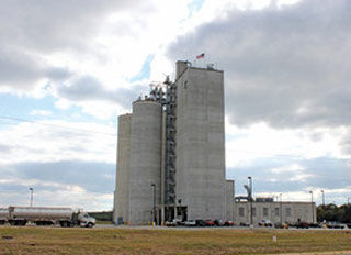 Peco Foods expands Arkansas feed mill