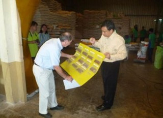Feed mill and hatchery to commence with USSEC's aquafeed program