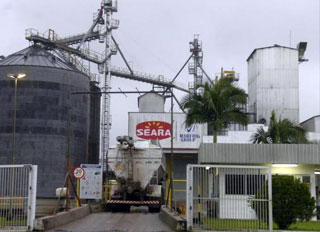 Seara plan to double poultry production, expanding feed mill