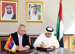 Al Dahra and Serbia sign agreement, 5 feed mills to be built