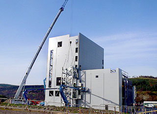 Biomass-feed plant opens in Speyside, Scotland