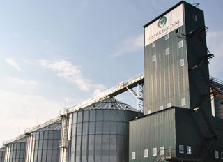 Rostok Holding to increase grain storage