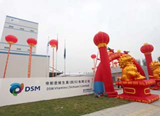 DSM acquires Bayer's Chengdu feed mill and premix business