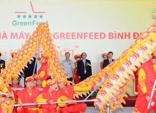 GreenFeed opens new feed mill