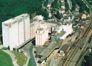 Cargill sell Swiss flour business to focus on feed production