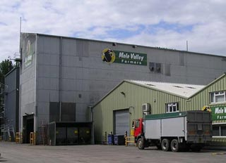 Biogas plant powering UK's first renewable energy powered feed mill wins award