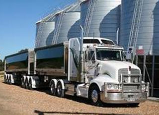 Transport company expands with new feed mill