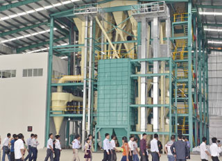 GreenFeed inaugurates second feed mill in a month