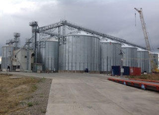 IF Georgian Broiler increase capacity at new feed mill