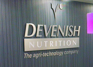 Devenish Nutrition opens new food grade premix plant