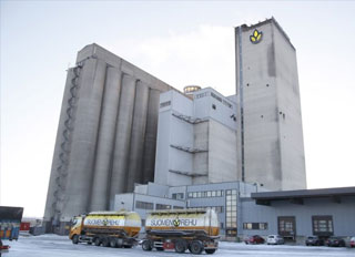 Finnish feed mill to use oat husk powered steam boiler