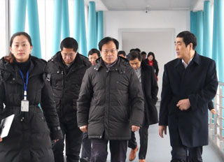 National ICBC Federation Deputy Secretary-General visits Muyang