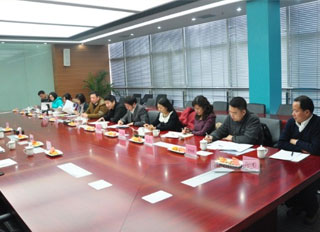 Professional research team of customs export monitoring visit Muyang