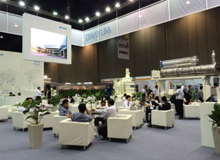 Muyang concludes successful Victam exhibition