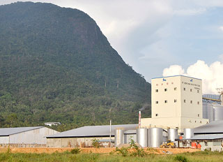 Bintang Jaya Proteina Feedmill puts second feed mill into operation