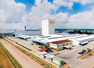 Panchamrut Dairy expands feed production