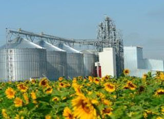 New grain elevator commissioned in Ovrutskyi District
