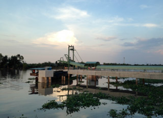 InVivo NSA aims to accelerate business development along the Mekong with new feed mill dock