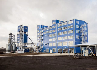 Donstar opens largest feed mill in Russia