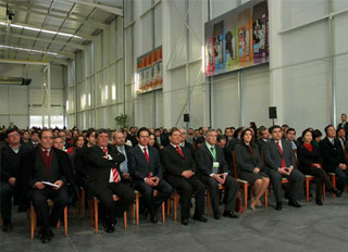 Muyang's first Europen pet food project inauguration held in Portugal