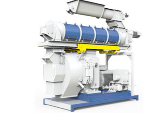 FAMSUN to debut new gear-drive pellet mill at VIV China 2014
