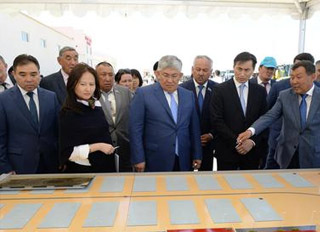 First compound feed mill opens in Kyzylorda oblast