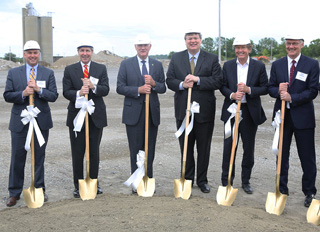Calysta, Cargill officially break ground on NouriTech, a new feed production plant in Memphis